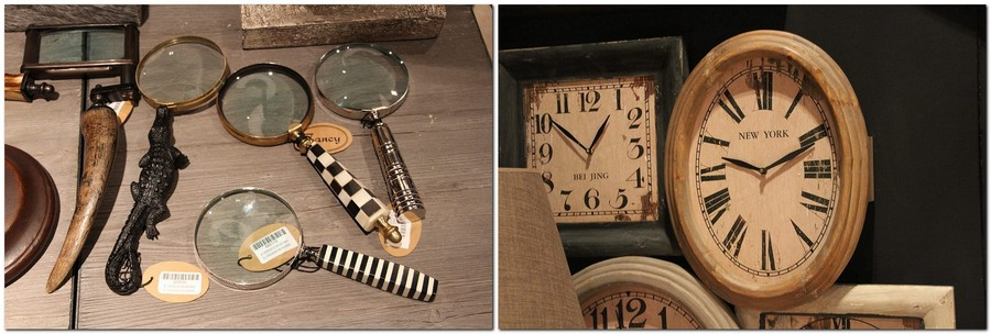 4-Fancy-home-decor-interior-accessories-at-Maison-&-Objet-2017-exhibition-trade-fair-vintage-clock-magnifying-glass