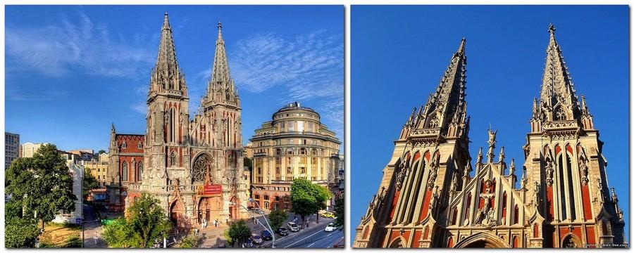 4-Vladislav-Gorodetsky-architecture-Kyiv-Ukraine-St-Nicholas-Roman-Catholic-Cathedral-concrete