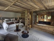 Refined Chalet Design in the French Ski Resort