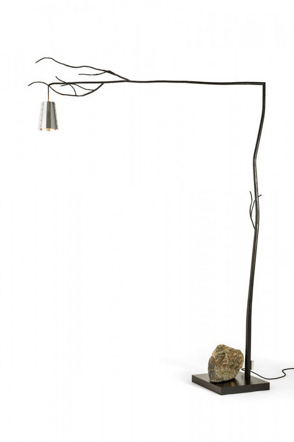 5-Brand-van-Egmond-designer-handcrafted-unusual-standard-floor-lamp-Flintstone-stainless-steel