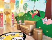 In Pursuit of Childhood Fantasies: Three Sweet Girl's Playrooms