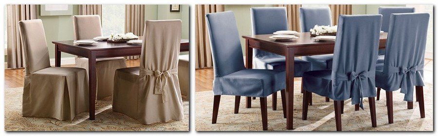 5-short-and-long-dining-chair-slip-covers-blue-and-beige