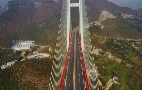 Image result for Duge Bridge, China