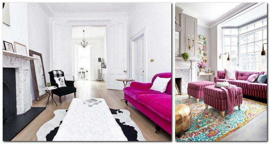 Top Trend 2017: Pink Yarrow Color  Home Interior Design, Kitchen and