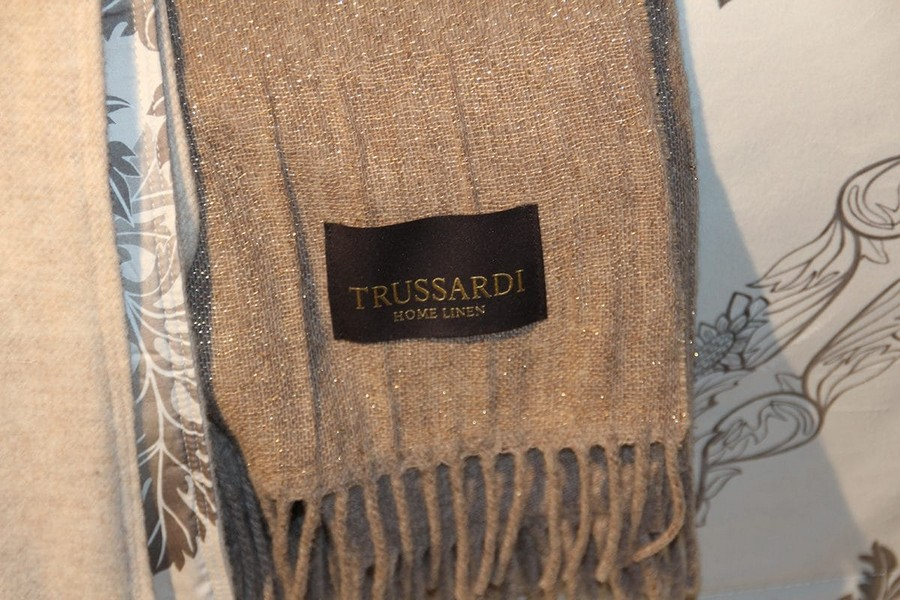 8-Trussardi-Home-Linen-home-textile-at-Maison-&-Objet-2017-exhibition-trade-fair