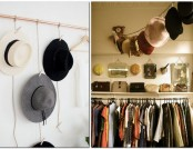 How to Store Belts, Ties and Hats: 15 Ideas