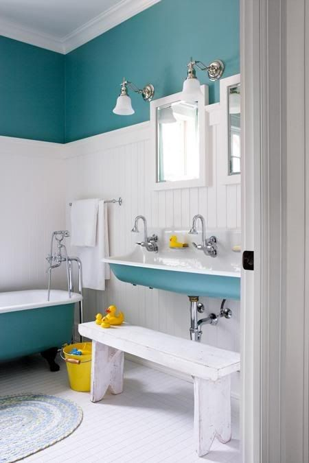 25 Cheerful Yellow Bathroom Interiors Home Interior