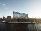 New Elbe Philharmonic Hall Opened in Germany