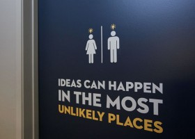 0-creative-hand-made-WC-restroom-toilet-sign-board