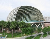 "Biomimicry & Design: Spiky ""Durian"" Roof of Singaporean Theatre"