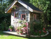 Timber Shed Maintenance: In, Out and All About