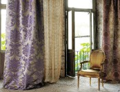 20 Most Fashionable Curtains Colors for the Year 2017
