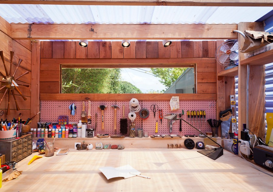 1-2-garden-timber-shed-interior-workshop-barn-tool-perforated-sheet
