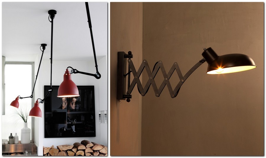 11-creative-lamp-ideas-hinged-wall-pendant-ceiling-lamp