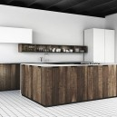 2-ascetic-minimalist-loft-style-kitchen-interior-design-white-walls-black-ceiling-wooden-push-to-open-island-without-upper-cabinets-white-square-floor-tiles