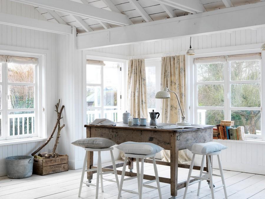 2-naturalistic-rustic-style-interior-design-wooden-furniture-floor-walls-ceiling-white-coffee-pot-big-windows-desk-lamp-bar-stools