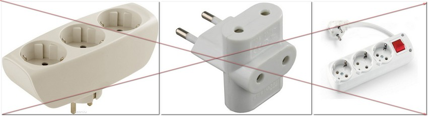2-power-boards-double-adaptor-three-way-plug-energy-saving-how-to-reduce-electricity-consumption