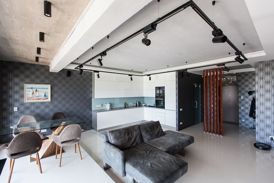 3 2 Bachelors Loft Style Apartment Open Concept