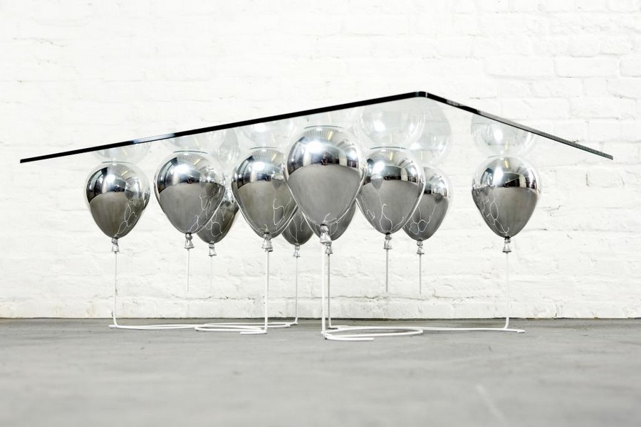 3-3-exclusive-creative-designer-table-by-Duffy-London-Up-Balloon-Table-glass-and-steel
