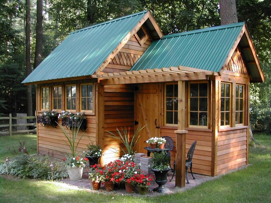 3-garden-timber-shed-beautiful-landscape-flowers-windows