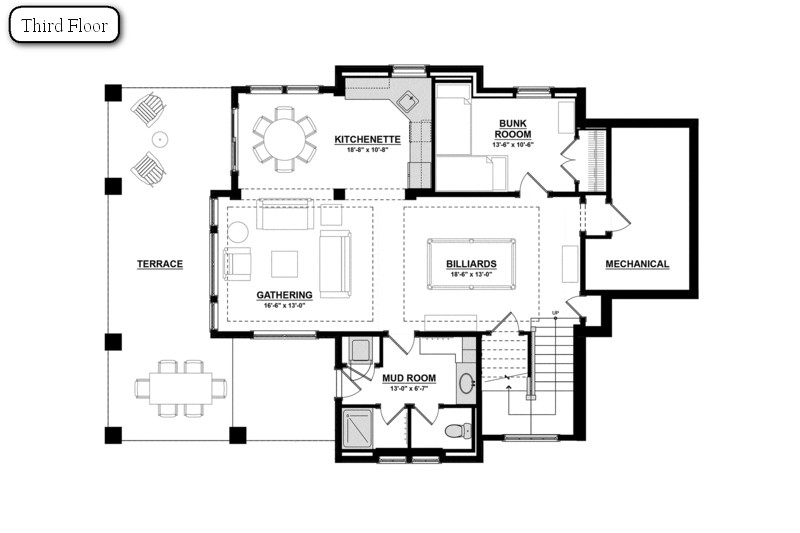 3-traditional-contemporary-three-floor-house-plan-layout-scheme-with-furniture-third-floor