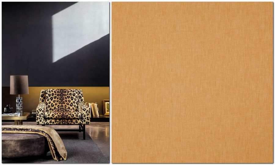 31-caramel-beige-color-in-home-textile-curtains-fabric-interior-design
