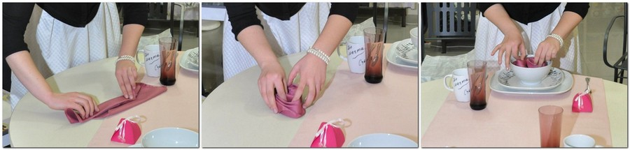 4-2-how-to-decorate-table-setting-for-Valentine's-Day-creative-ideas-DIY-workshop-folding-napkin-in-heart-shape