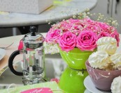 Valentine's Day Table Setting: Decoration Workshop by a Pro