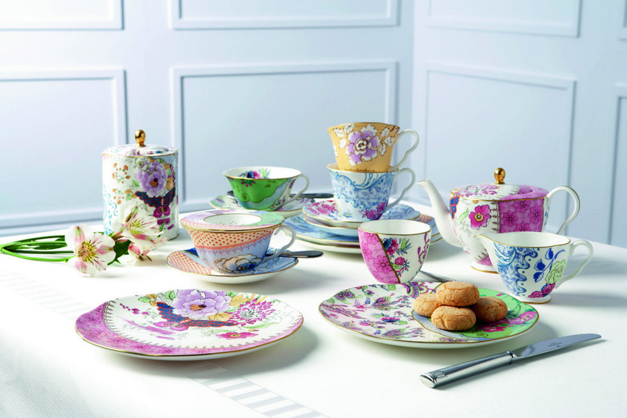 5-Butterfly-Bloom-English-porcelain-china-tea-set-flowers-butterflies-spring