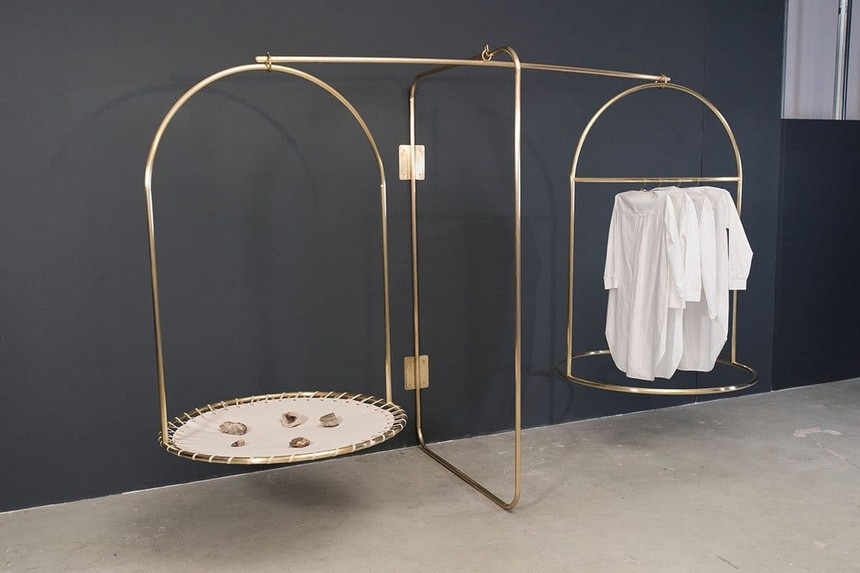 5-Goldwaage-floor-based-clothes-rack-design-by-creative-young-designers-IMM-Cologne-Pure-Talents-contest-2017-winners-Vera-Aldejohann