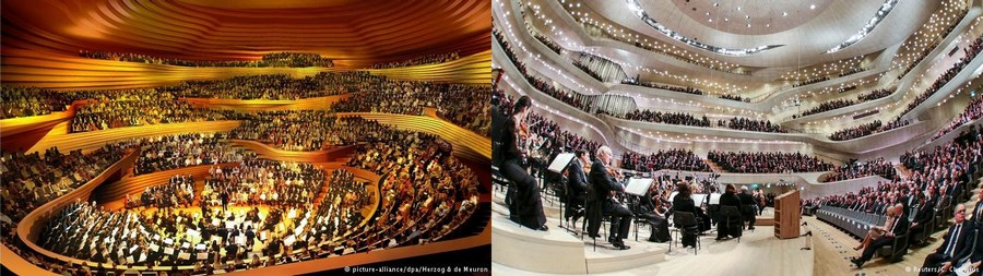 6-Elbe-Philharmonic-Hall-Hamburg-Germany-interior-modern-concert-hall-terraces-stage-in-the-middle-orchestra
