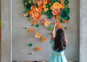 7-interesting-original-wall-decor-ideas-applique-collage-multicolor