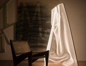 Gweilo Light by Partisans: Fairy-Tale Canvas Woven with Light