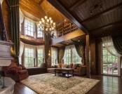 Textile Design of Interior: Gorgeous Real-Life Example