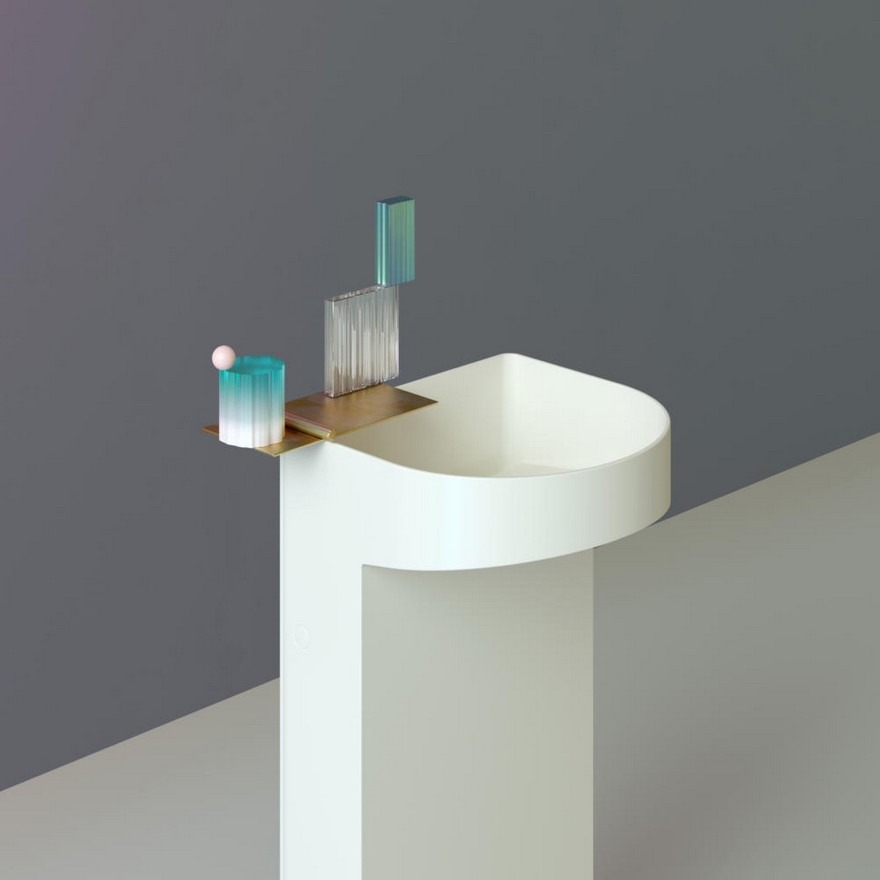 1-Patricia-Urquiola-new-Sonar-collection-of-sanitary-ware-design-for-Laufen-bathrooms-innovative-super-thin-slim-ceramic-material-walls-SaphirKeramik-washbasin-stand-2017