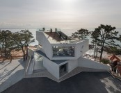 Stunning Starfish-Shaped Restaurant in South Korea