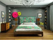 Compromise Family Bedroom Project: Contemporary + Classics