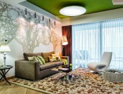 Contemporary Interior Design Inspired by Summer Garden (Part 2)
