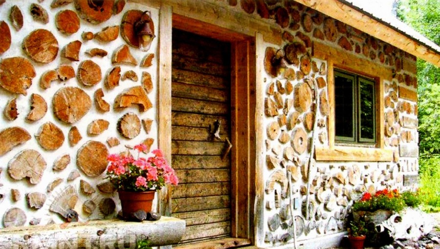 Cordwood houses interesting facts and tips home - Tips for building a new home ...