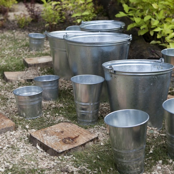 1-zinc-coated-buckets-in-the-garden