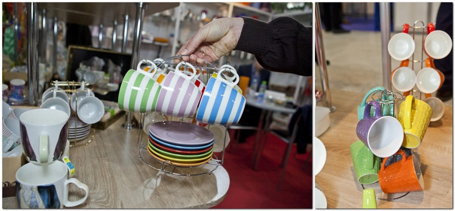 10-1-new-collection-of-tableware-and-home-decor-2017-by-Mayer-&-Boch-stripy-multicolor-tea-sets-cups-saucers-holder-stand-organizer