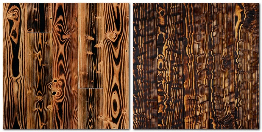 11-burnt-charred-wood-boards-various-colors-textures-species-types