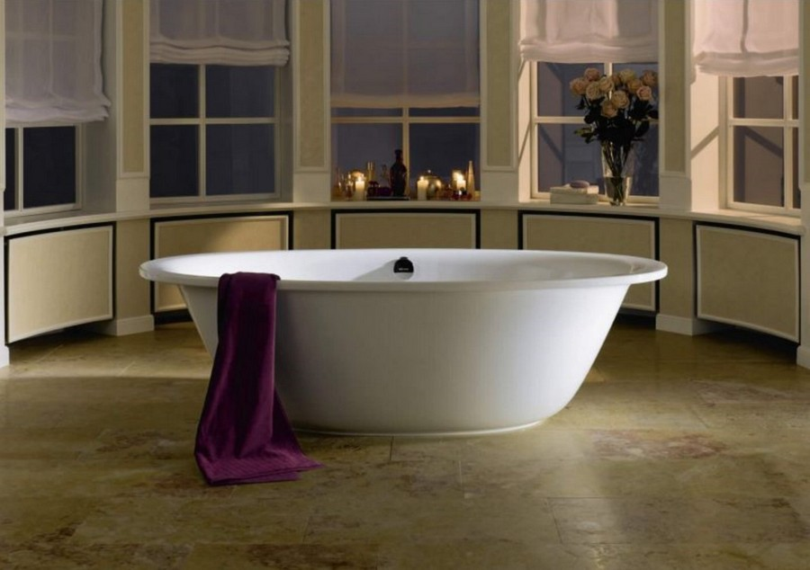 What Bathtub Material to Choose: Cast Iron, Steel or Acrylic? | Home ...