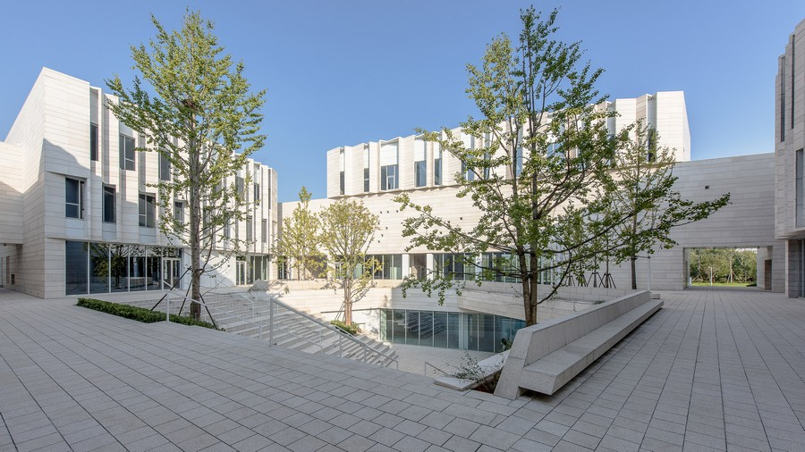 2-4-public-centre-in-Jiaxing-China-AIM-Architecture-exterior-creative-modern-architecture