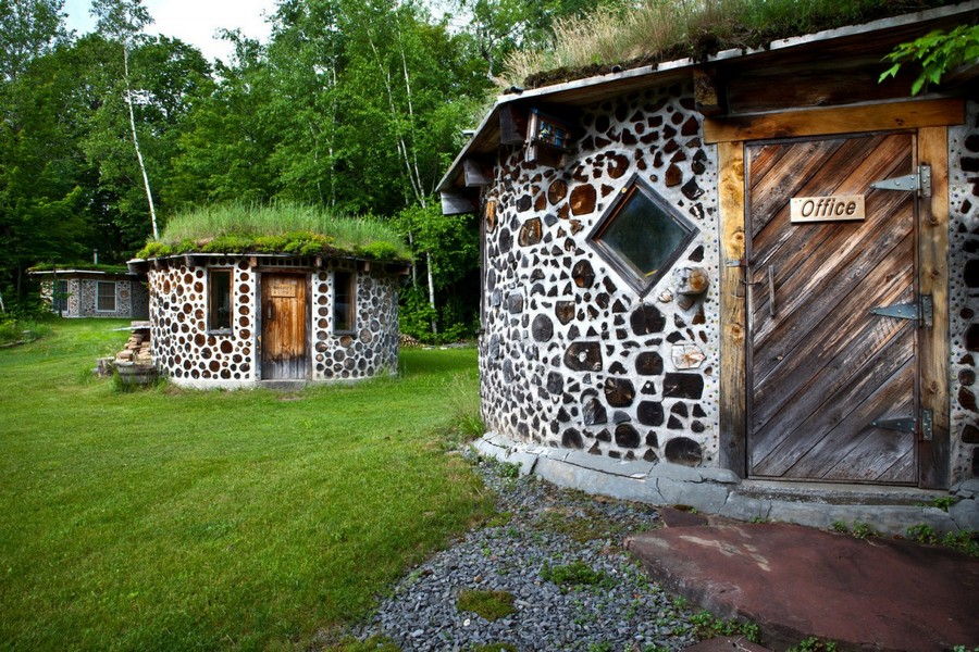 Cordwood Houses Interesting Facts And Tips Home