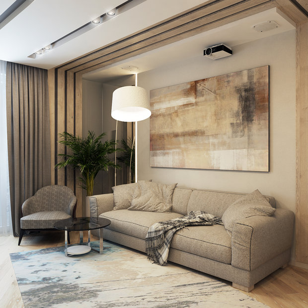 4-3-contemporary-style-interior-design-white-beige-gray-neutral-colors-open-concept-living-room-naturalistic-wall-painting-sofa