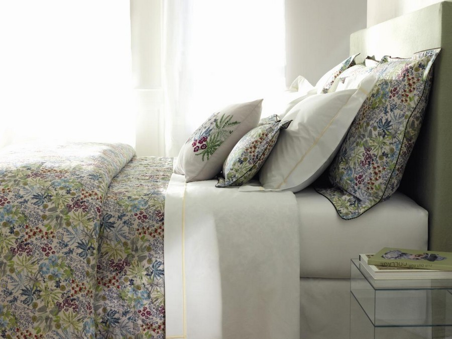 4-Yves-Delorme-Enfleur-Prairie-bed-linen-spring-collection-2017-floral-pattern-flowers