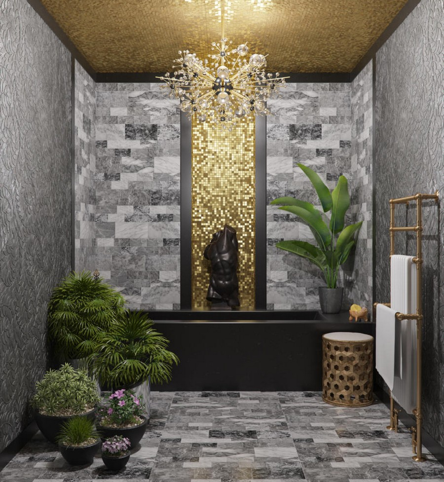 Stylish interior design project inspired by kelly for Interior decoration images