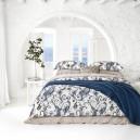 1-Togas-Greek-home-textile-new-collection-2017-Santorini-white-blue-pattern-paisley-sand-beige-bed-linen-set