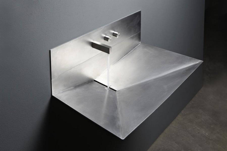 1-antoniolupi-LAVANDINO-ascetic-brutal-loft-style-metal-stainless-steel-geometrical-rectangular-washbasin-with-inclined-rims-wall-mounted-bathroom-sink-faucet
